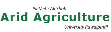 arid agricultural university